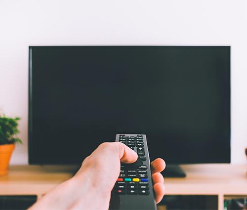 éteindre télévision